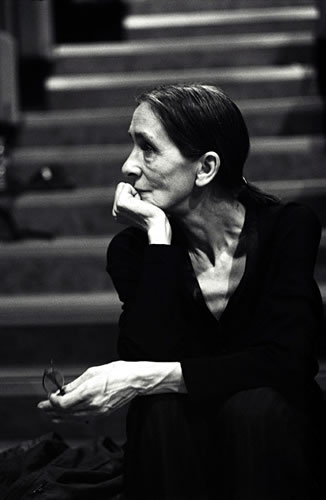 Pina by Wim Wenders is a masterpiece. Extremely inspiring, powerful and delicate. Just like Her.
