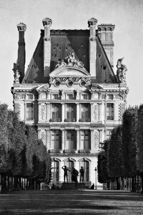e-uropean :      Jardin des Tuileries, Paris