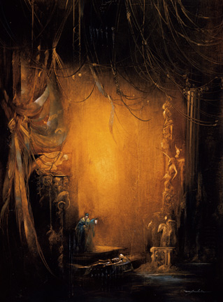 Anne Bachelier's work  is Wonderful