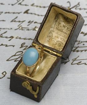 Emily Dickinson's ring