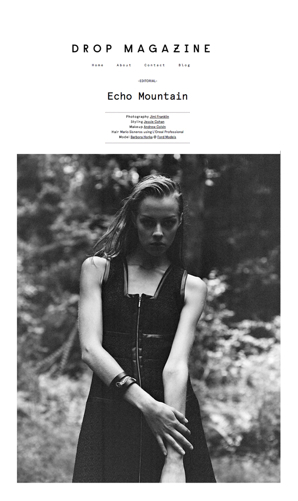 Drop Magazine October 2013