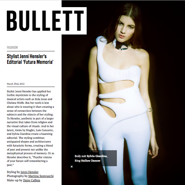 Bullet Magazine Video 2013