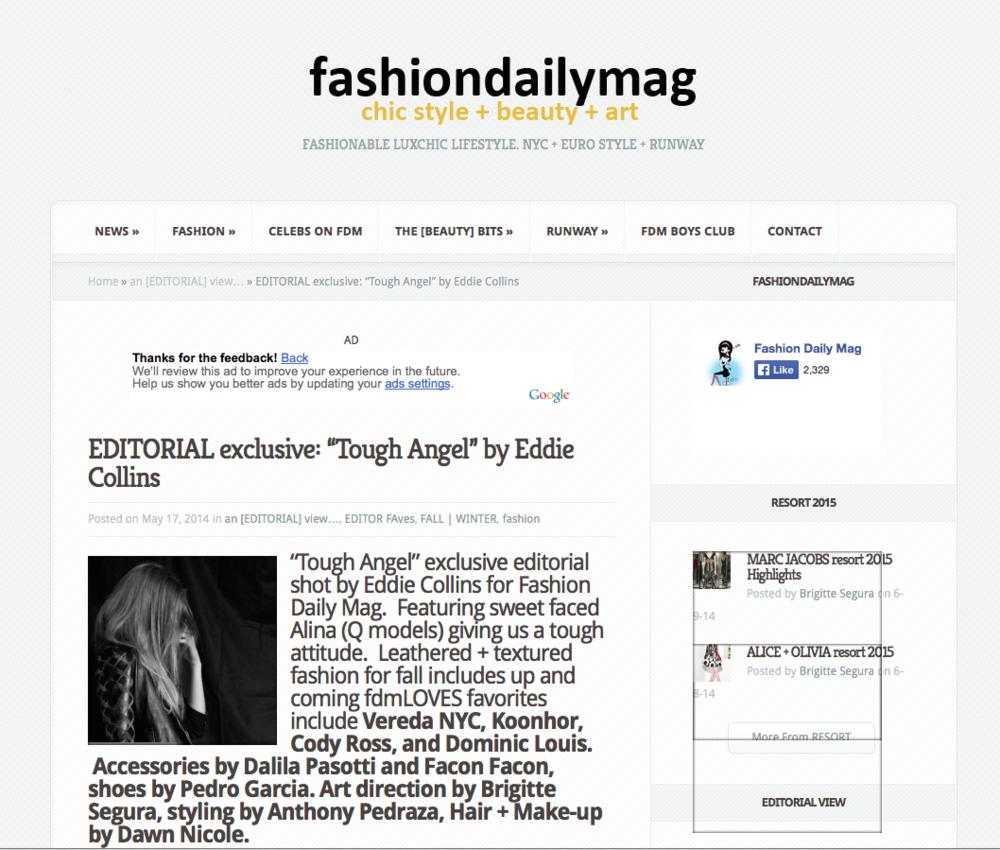 Fashion Daily Mag