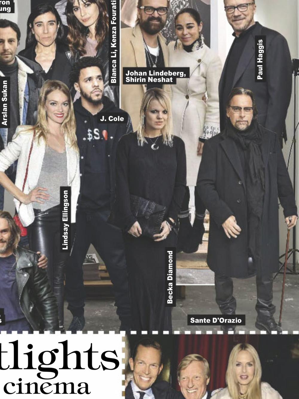 Vogue Italia March 2015