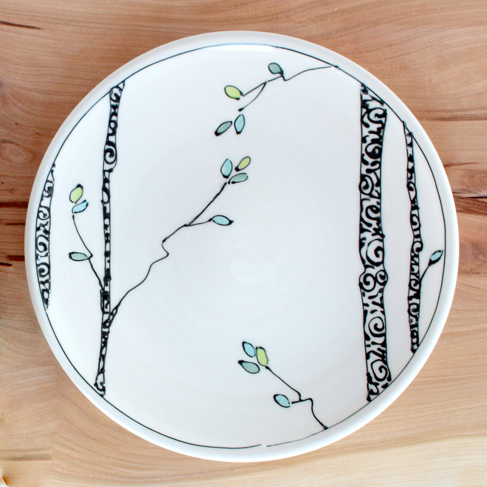 Dinner Plate 38$   Requested: 8  Purchased: 5 of 8