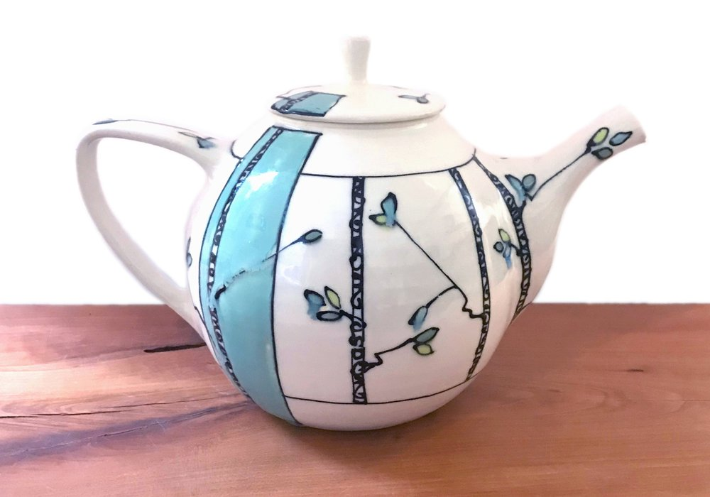Teapot 98$   Requested: 1  Purchased: 1 of 1