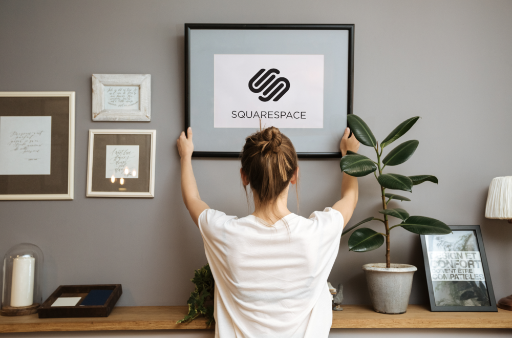 New SquareSpace Packages - Create a business presence that makes a statement on the web. Packages for any budget that will get your business or shop online in as little as three days.