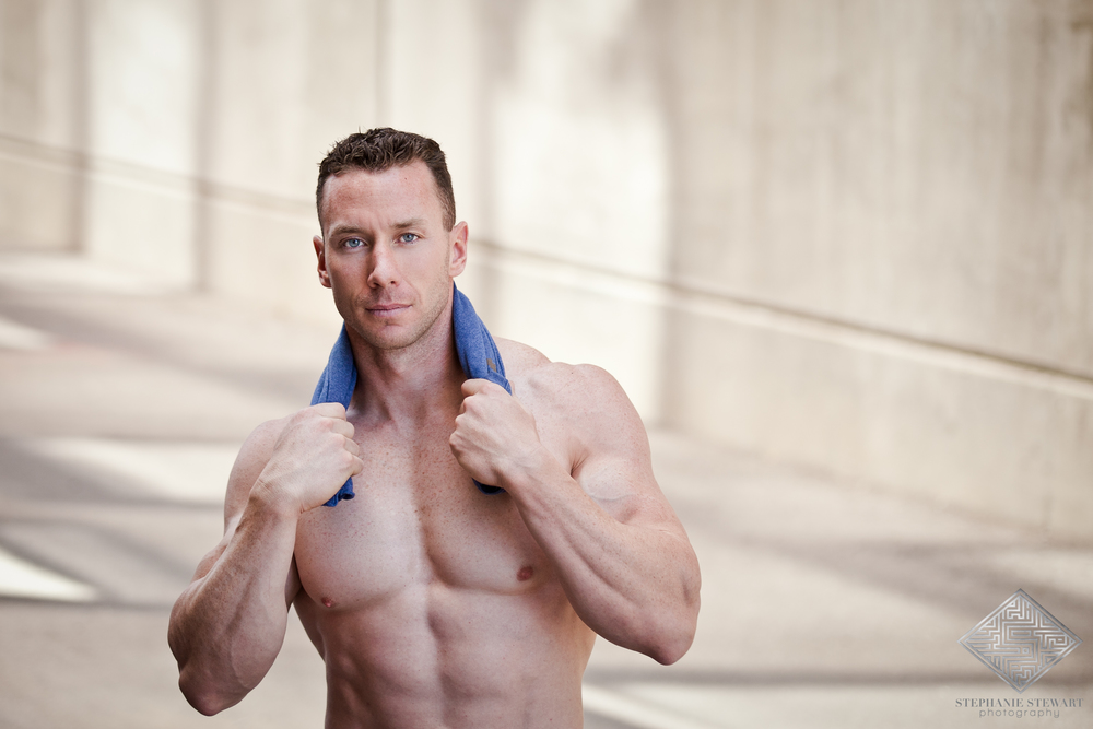Mens-Fitness-Physique-Shirtless-Stairs-Military-Albuquerque-Stephanie-Stewart-Photography