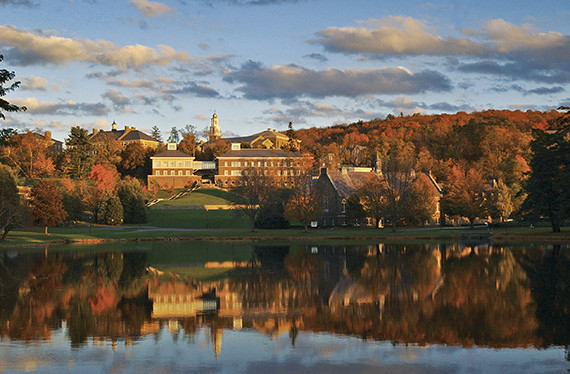 Colgate University, Hamilton New York