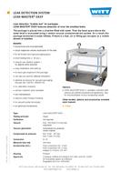 Data Sheet Leak-Master® EASY