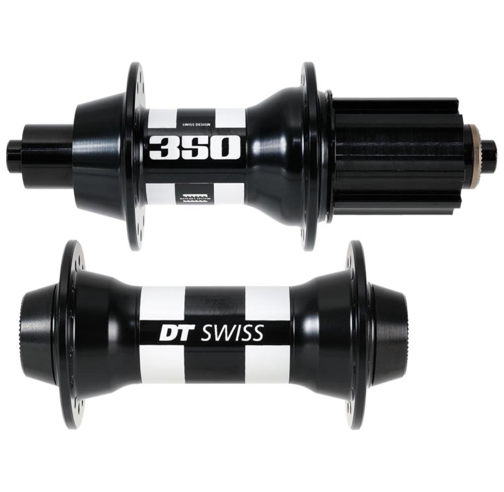 DT 350 hubs