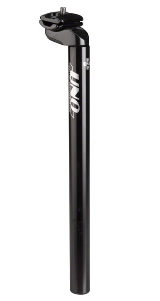 just a cheap seatpost @ $10