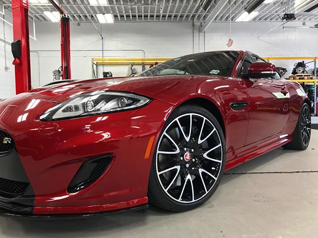 This beautiful Jaguar XKR received a thorough paint correction and was topped with 2 layers of 22PLE for the ultimate shine and protection as well as super hydrophobic properties. Schedule your car now! #autoluxe #luxelifeornolife #porsche #gt3 #detailsdoneright #detailingboost #991 #detailed #e4l #exotic #exotics4life #instacar #luxury4play #luxury #motor_head_ #performance #itswhitenoise #thebillionairesclub #ridiculouslifestyle #lavish #carswithoutlimits #carporn #carinstagram #avantbleu #envisionbleu #tristate #elite #carlifestyle #cupgang