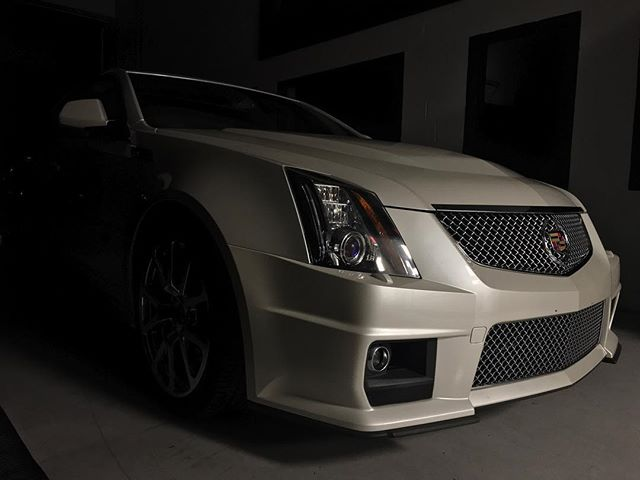 That CTS-V waiting in the shadows. #autoluxe #luxelifeornolife #cadillac #ctsv #detailsdoneright #detailingboost #22ple #detailed #e4l #exotic #exotics4life #instacar #luxury4play #luxury #motor_head_ #performance #itswhitenoise #thebillionairesclub #ridiculouslifestyle #lavish #carswithoutlimits #carporn #carinstagram #avantbleu #envisionbleu #tristate #elite #carlifestyle #cupgang
