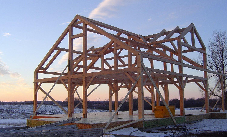 Process — Cascade Construction Services, LLC CUSTOM TIMBER FRAME ...