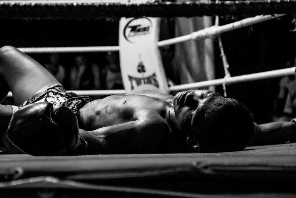 Muay Thai KO