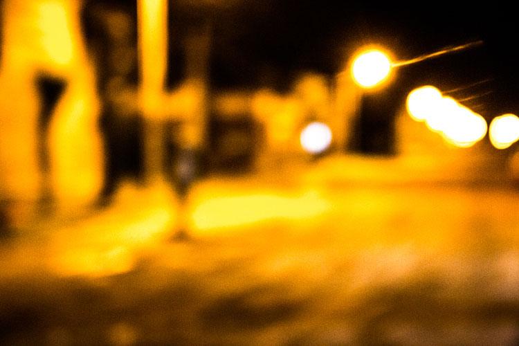 Los Ausentes noche