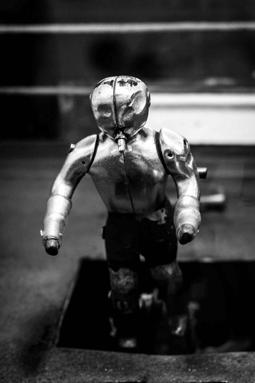 Vegas Robot