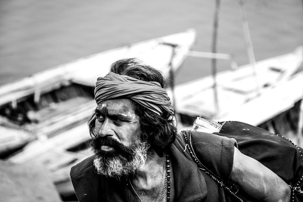 Almuerzo en el Ganges IV