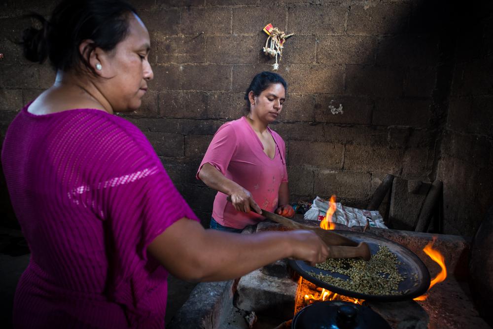 Lesbia Virgilia roasting 2.jpg
