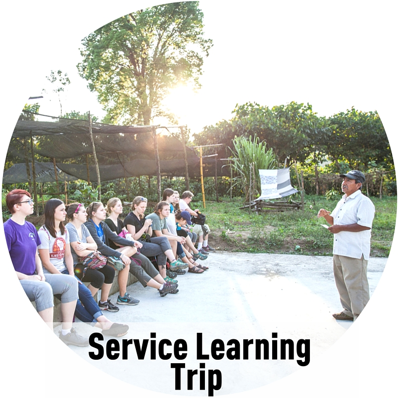 DLG Service Learning Trip