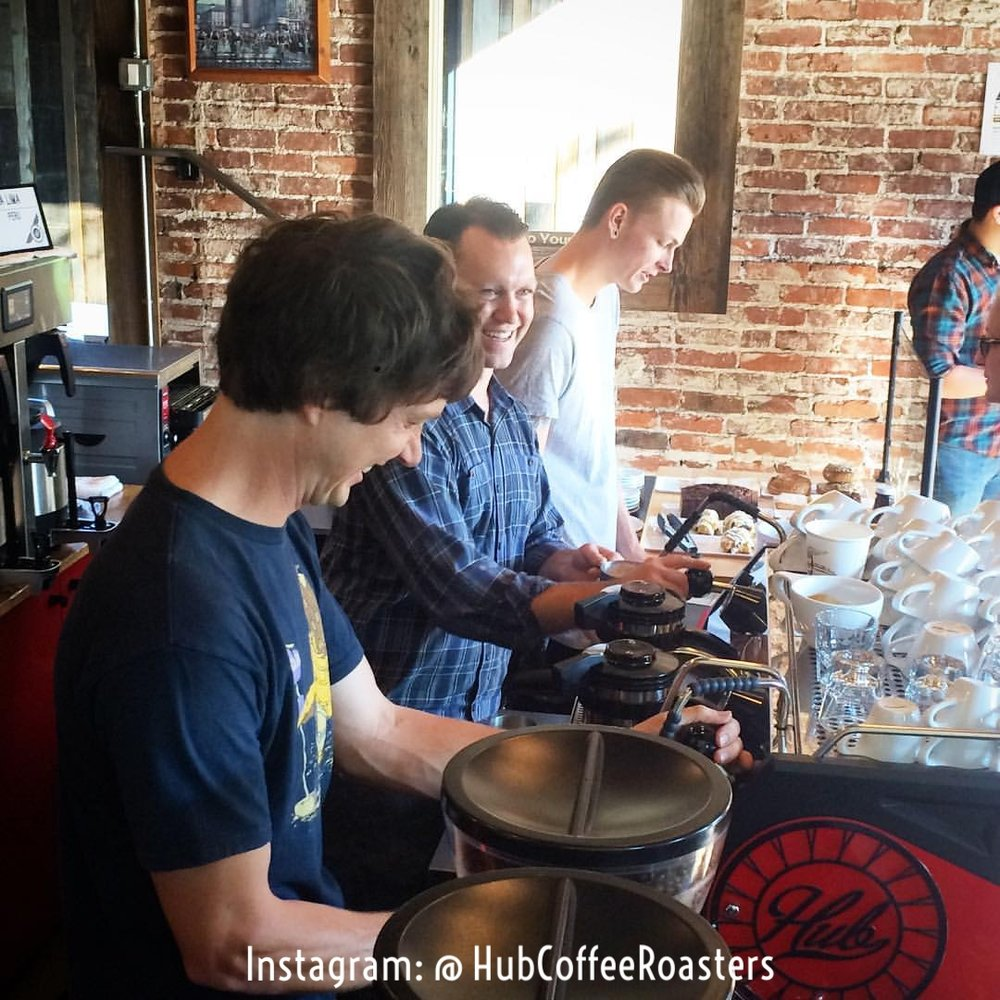 Hub Coffee Roasters
