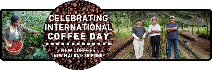 International Coffee Day - De la Gente