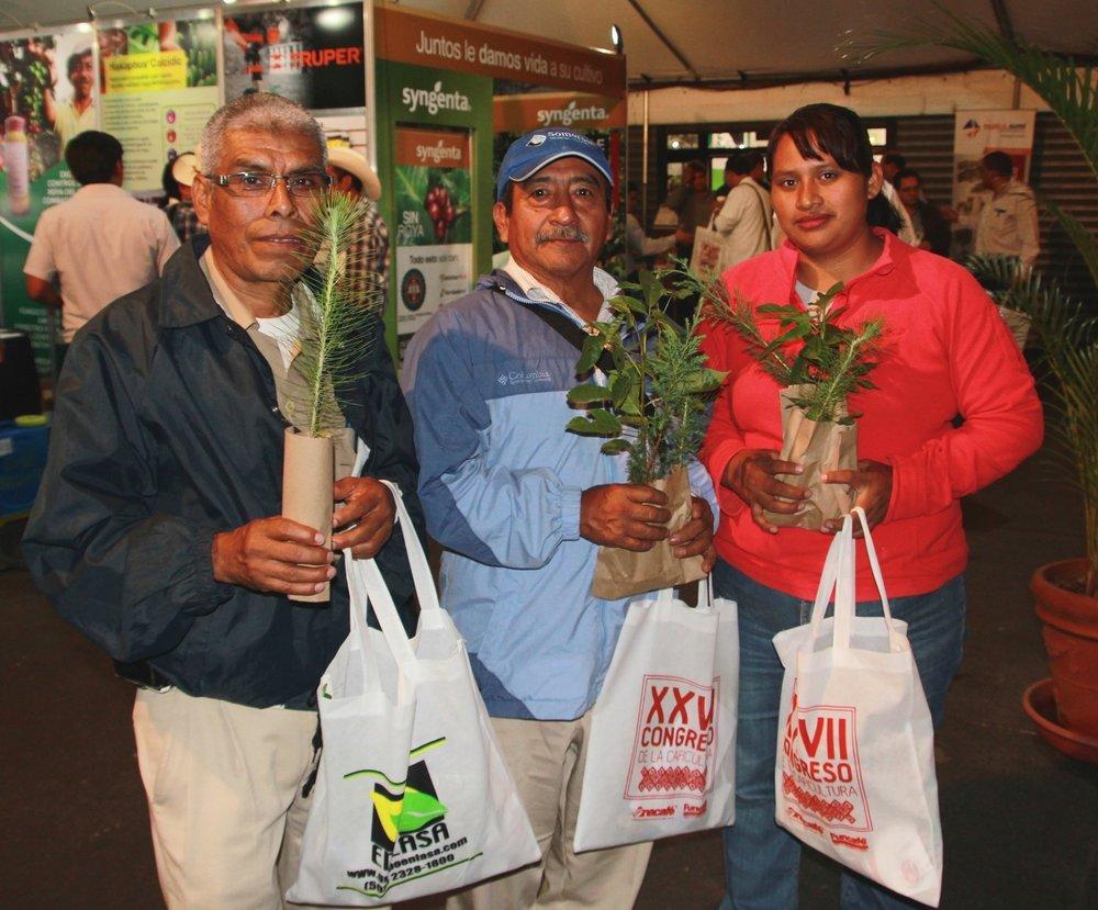 Gavino, Rigo, & Elena from Santa Anita