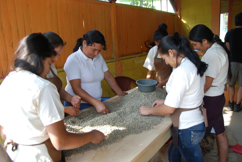 Mokaflor sostiene il Women Coffee Project