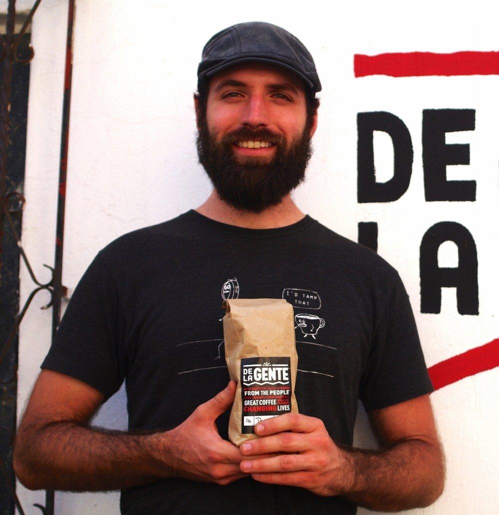 Rob Hoos, Nossa Familia Coffee, Portland, Oregon