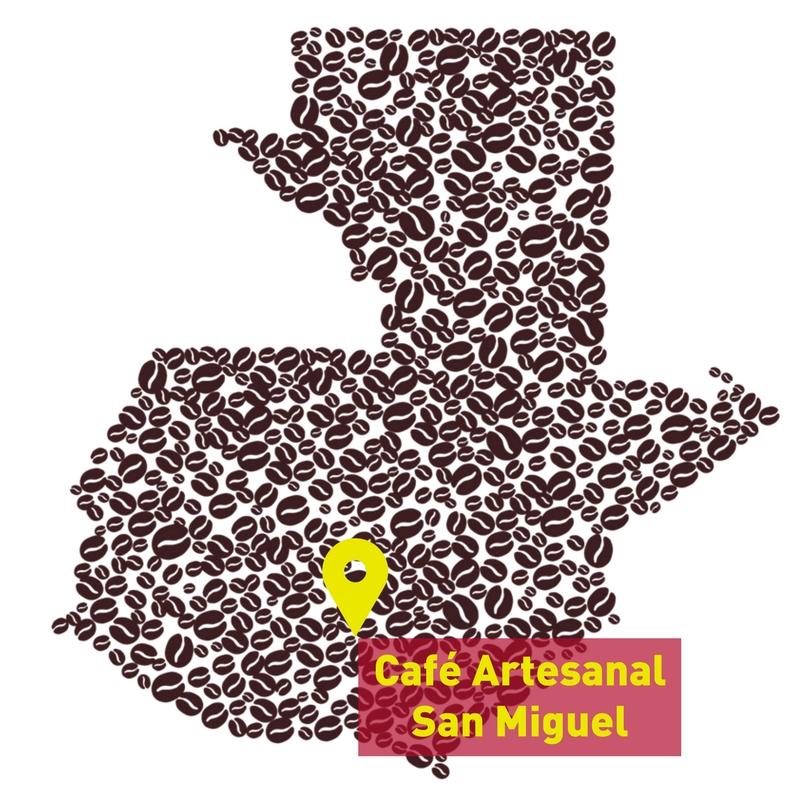 San Miguel Escobar Coffee