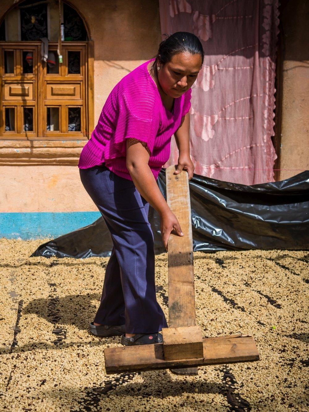 Coffee Farmer Antigua Guatemala
