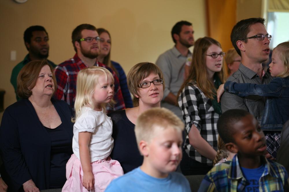 Worship 10am Sundays at 590 University Cres.