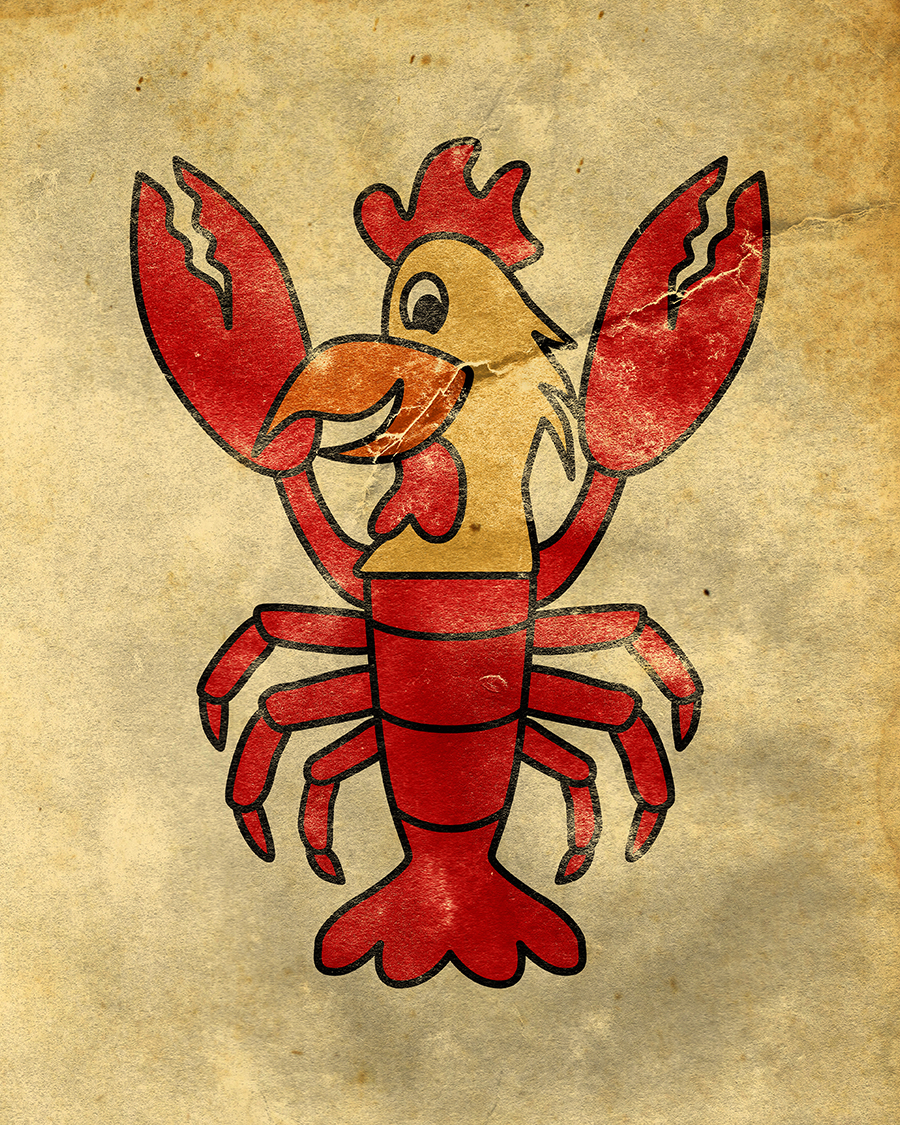 Cock Lobster