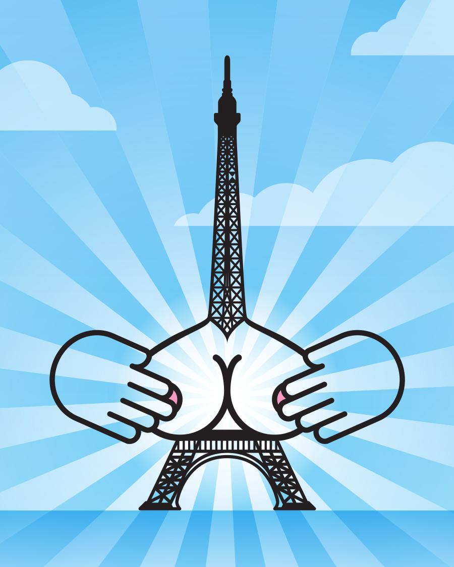 Eiffel Me Up