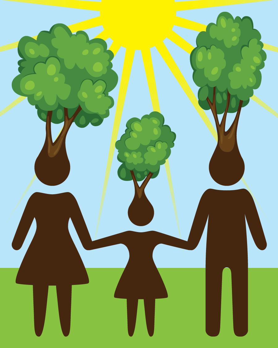 Family Treesome