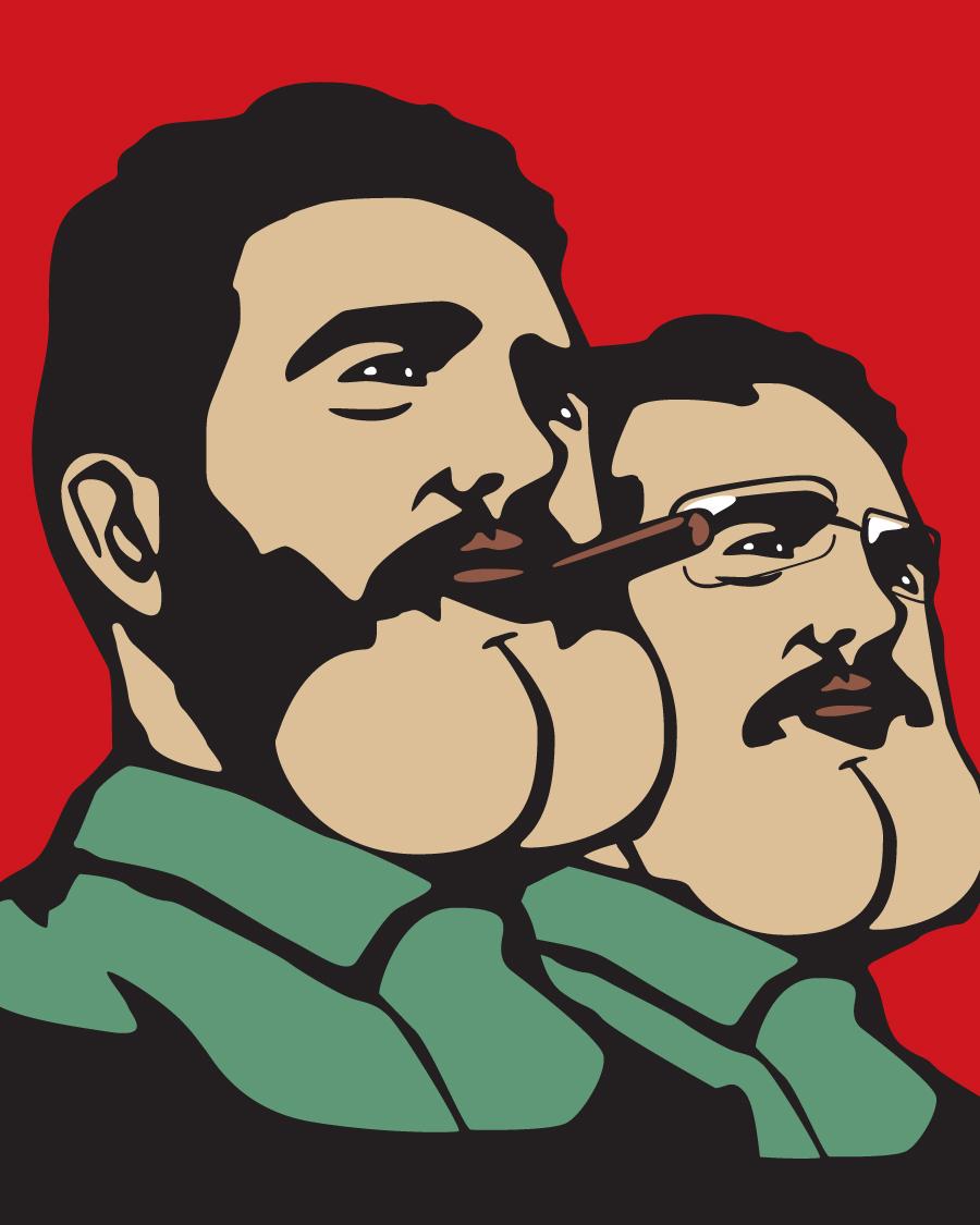 Fidel Ass Bro