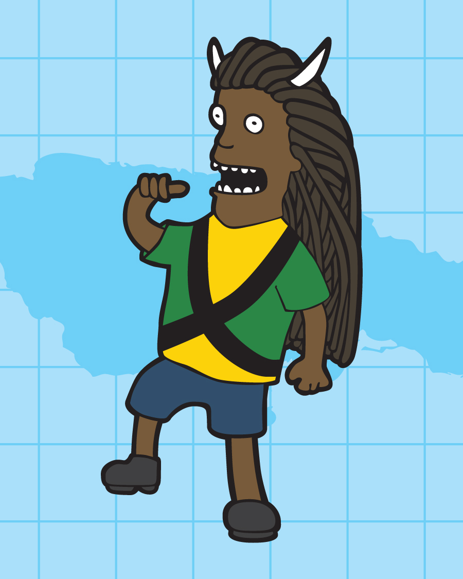 Jamaican Me Horney