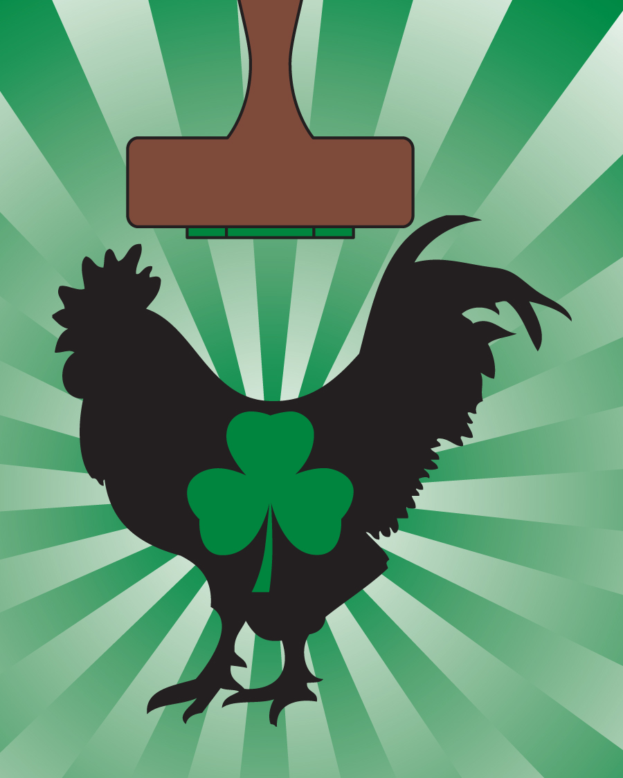 Shamrock your Cock