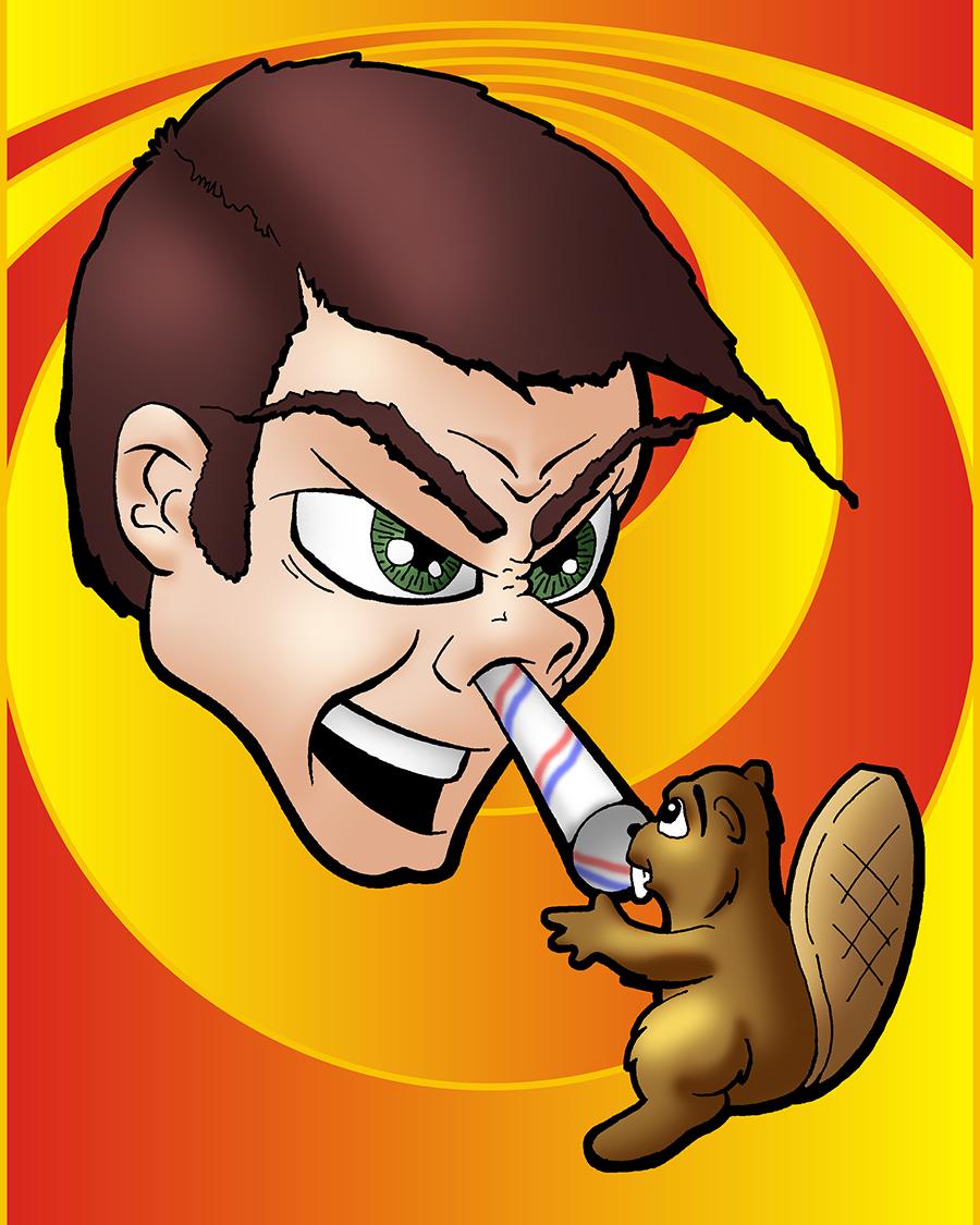 Snort My Beaver