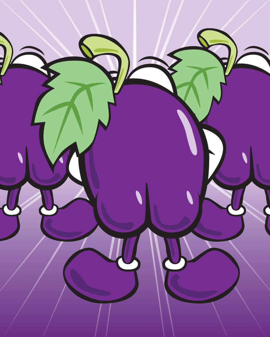 The Grapes Of Ass
