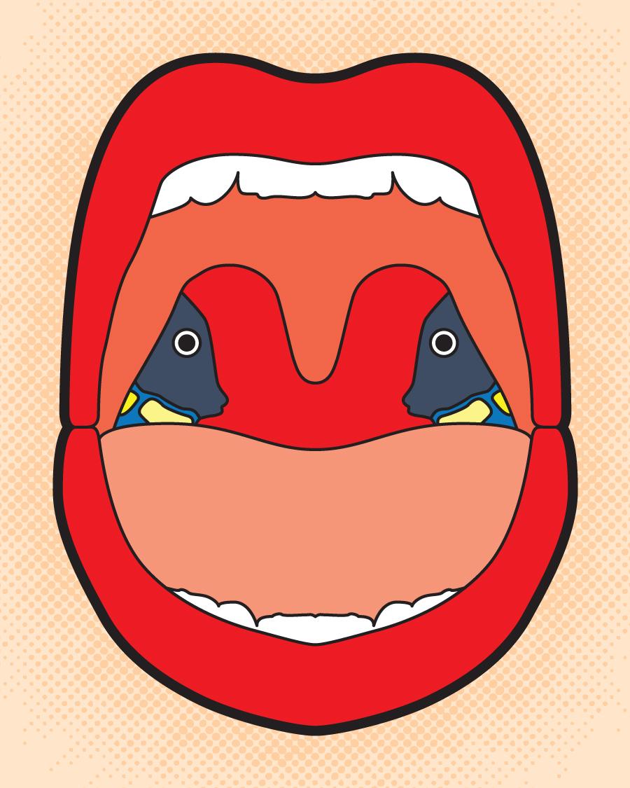 Tonsil Tang