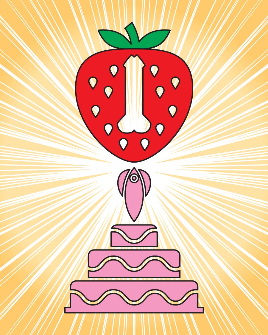Manberry Cuntcake