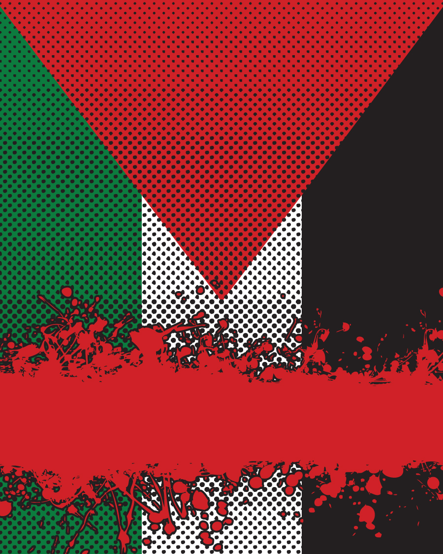 My Bloody Palestine