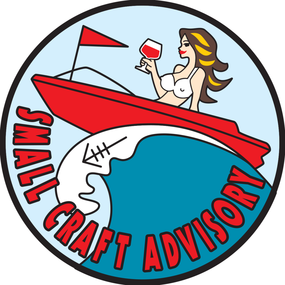 "Personal Patch For A Harriette Named ""Small Craft Advisory"""