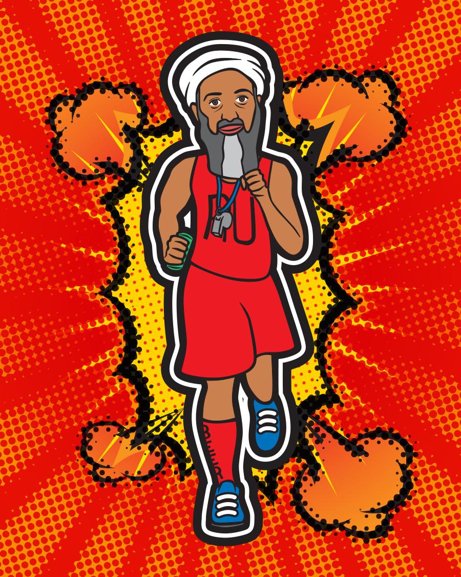 Osama Bin Hashing