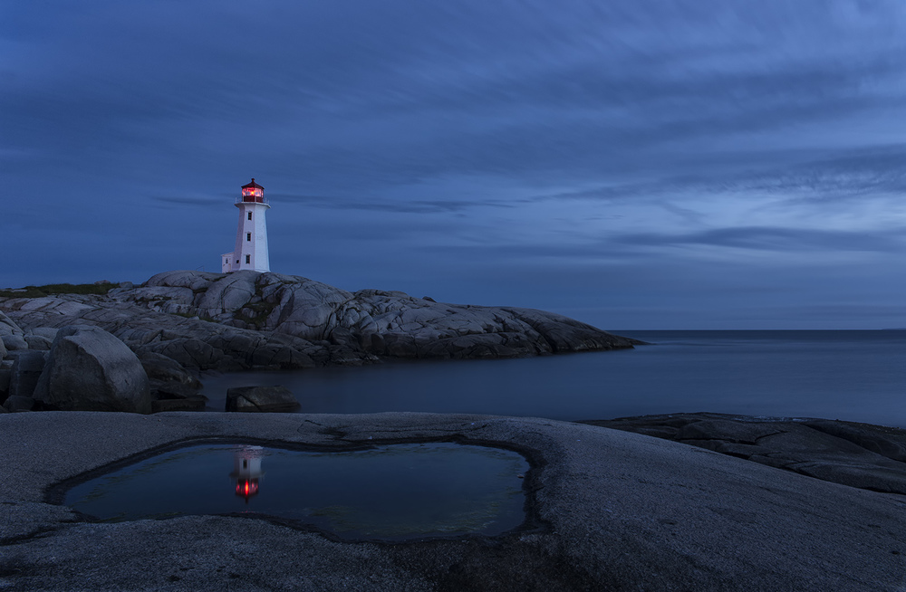 Peggys Cove At Night.jpg