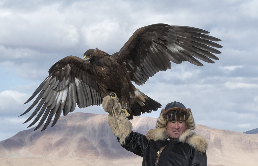 displaying his golden eagle.jpg