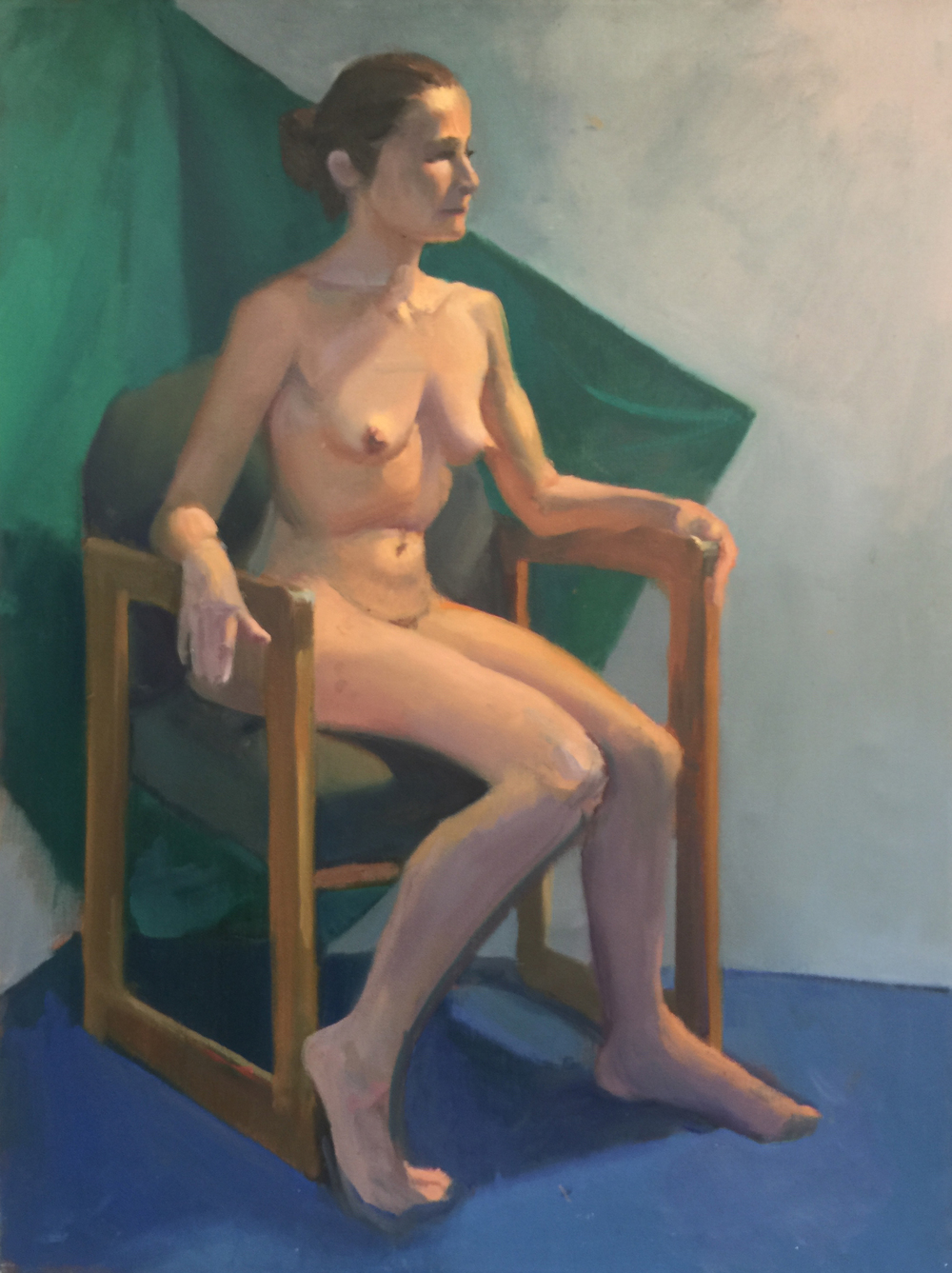 Figure Painting by Tom Semmes