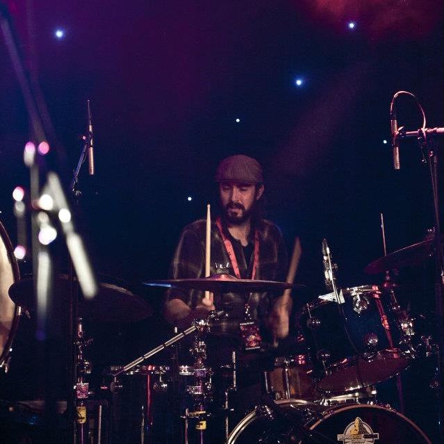 On tour in Scotland with Wheatus.